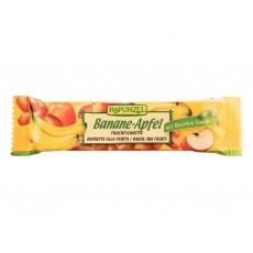 Bio tyčinka Banán-Jablko 40g