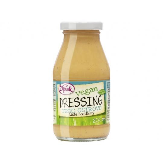 Dressing Vegan Tisíc ostrovů 200 ml