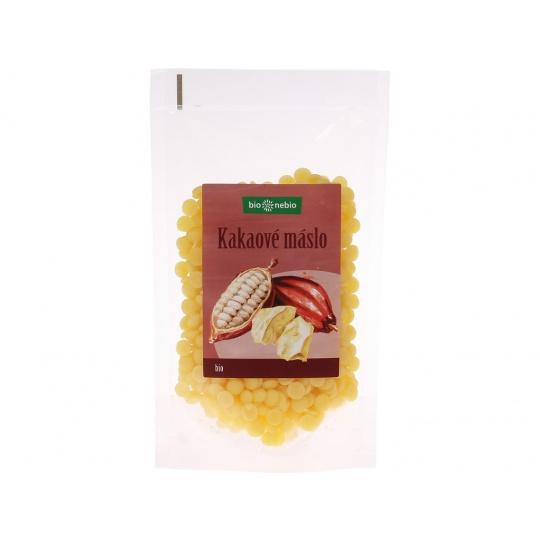 Bio Kakaové máslo - pecičky 100 g