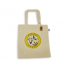 Taška z organické bavlny - Fair trade