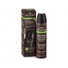 Delicato Spray Touch Up Nutricolor - Hnědá tmavá 75 ml