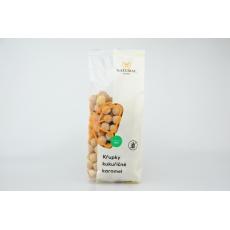 Křupky kukuřičné karamel - Natural 140g