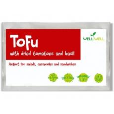 Tofu se sušenými rajčaty a bazalkou 200g