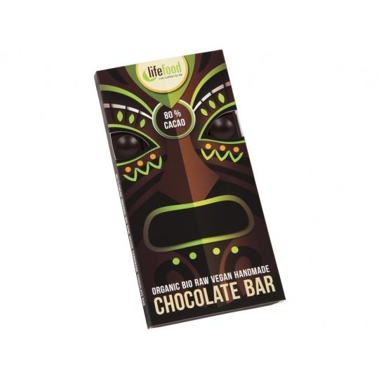 Bio Lifefood Chocolate 80% Cacao 70g