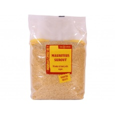 Surový přírodní třtinový cukr 1 kg