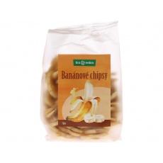 Bio Banánové chipsy 150g