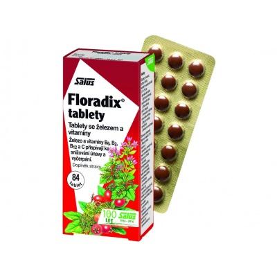 Salus Floradix 84 tablet