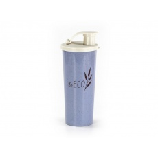 Shaker Fitness modrý 450ml