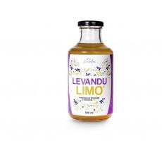 Bio Levandulová limonáda s citronem 500ml