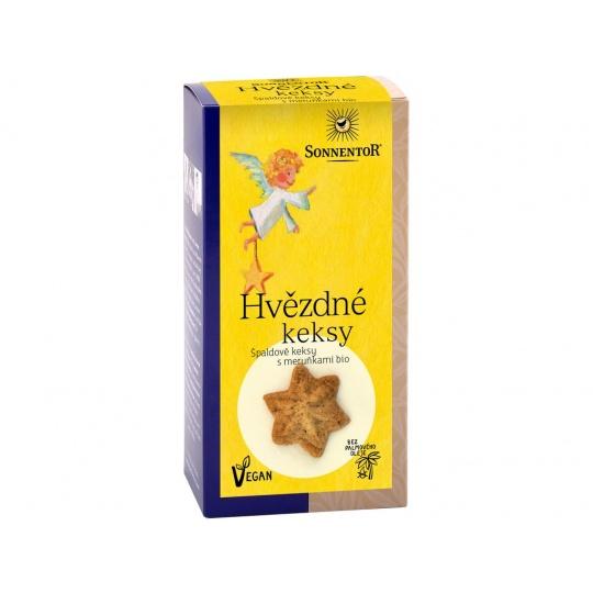 Bio Hvězdné keksy 125g