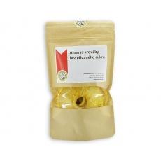 Ananas kroužky bez přidaného cukru a SO2 PREMIUM 150g