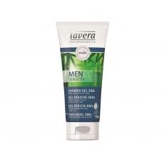 Vlasový a tělový šampon pro muže 3v1 200ml