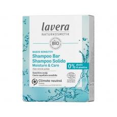 Lavera Basis Tuhý šampon Moisture & Care 50g