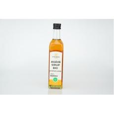 Sirup agáve BIO světlý premium - Natural 500ml