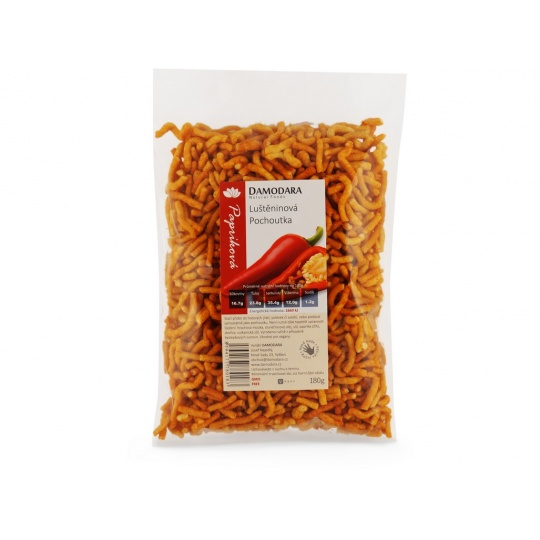 Luštěninová pochoutka papriková 180g