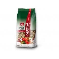 Těstoviny FUSILLI - celozrnná semolina 400g