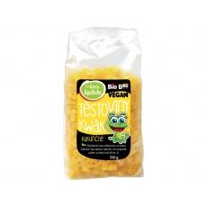 Bio těstoviny kukuřičné Žabky 250g