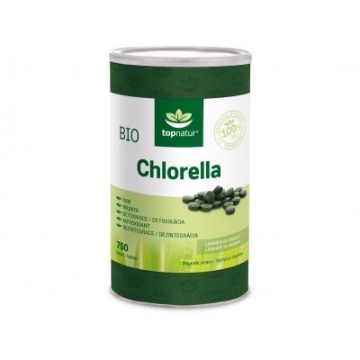 Bio Chlorella tablety 750 tablet
