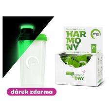 Bio Matcha Tea Harmony 30 x 2g + svítící šejkr T500