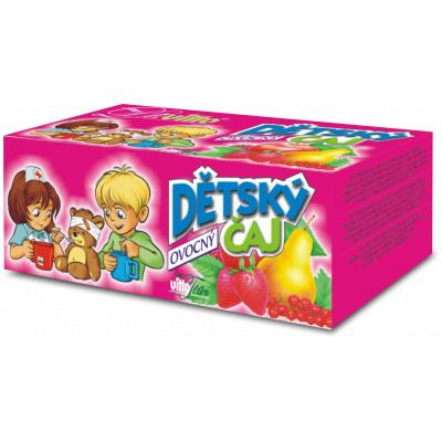 Dr. VITTO čaj Dětský ovocný porcovaný 40 g