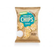 Kukuřičný a rýžový slaný snack Classic 50g