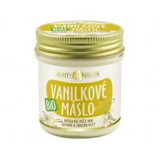 Bio Vanilkové máslo 120ml