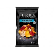 Zeleninové chipsy Mediterranean 110g