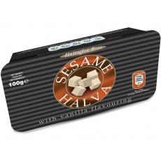Sezamová chalva ve vaničce Vanilka 100g