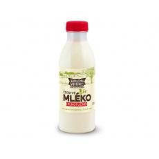 Bio čerstvé mléko Plnotučné 3,5% 500ml