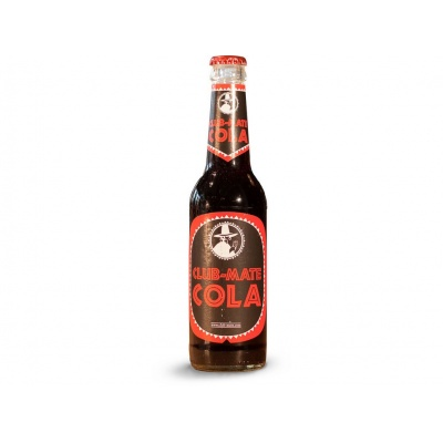 Limonáda Club-Mate Cola 0,33l