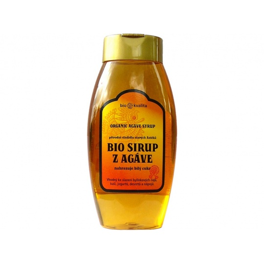 Bio Sirup z agáve 352 ml
