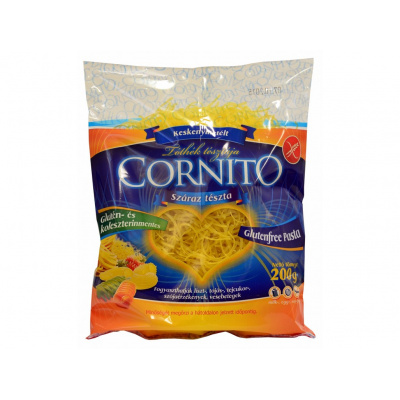 Cornito -Nudličky tenké, krátké, do polévky 200 g