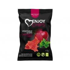 Zeleninový snack červená řepa 40g