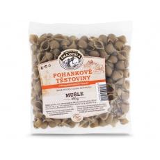 Pohankové těstoviny mušle 250g