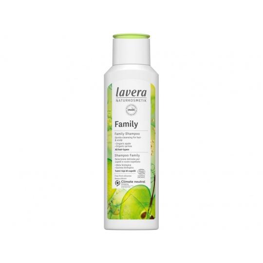 Bio Lavera Šampon Family 250 ml