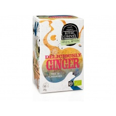 AKCE - Bio zázvorový čaj Deliciously Ginger 28g. Min. trv. 30.3.2021