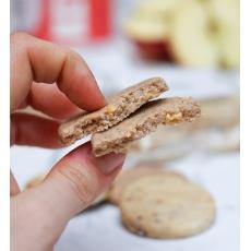 Low Carb | KETO sušenky s vitamíny – arašídy a skořice 60g