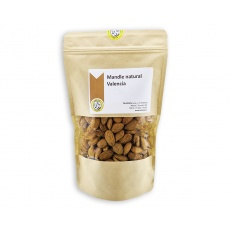 Mandle natural Valencia JUMBO 500g