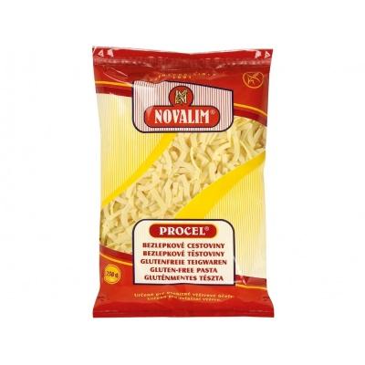 Bezlepkové těstoviny PROCEL nudle 250g
