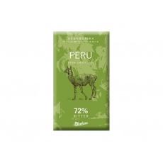 Čokoláda hořká Peru 72% 40g