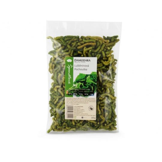 Luštěninová pochoutka špenátová 180g