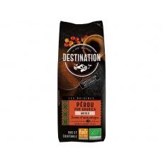 Bio káva mletá Destination Peru 250g