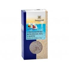 Bio Středomořská kouzelná sůl s květy 120g