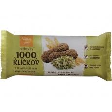 Sušenky 1000 klíčků s mungo klíčky 90g