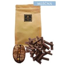 45% Mléčná čokoláda s výběrovou kávou 100 g