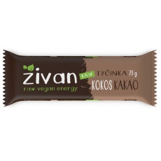 ŽIVAN RAW ENERGY - COCONUT & COCOA 75g