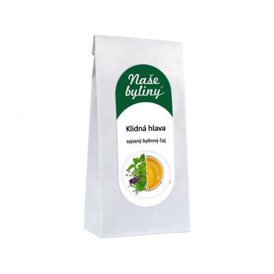 Klidná hlava sypaný bylinný čaj 40g