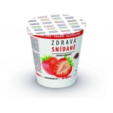 Zdravá snídaně - Jahoda / rozinka 78g
