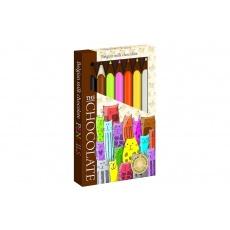 Čokoládové pastelky-Severka 90g