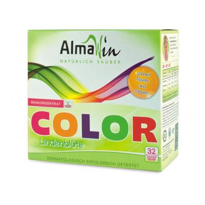 AlmaWin Prášek na barevné prádlo COLOR 1000g